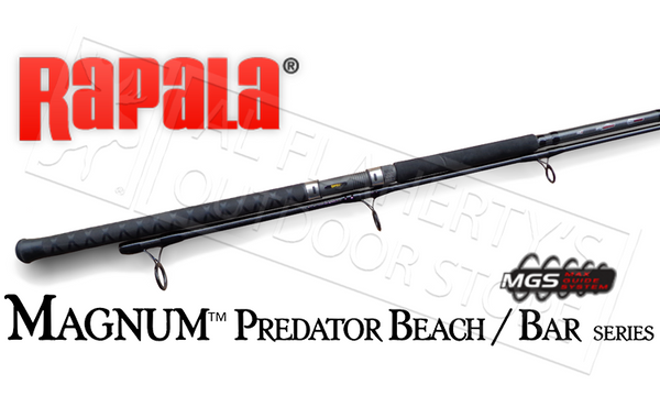 Rapala Rod Magnum Predator Beach/Bar Series