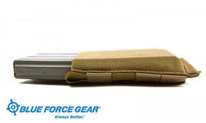 Blue Force Ten-Speed Double M4 Mag Pouch #HW-TSP-M4-2