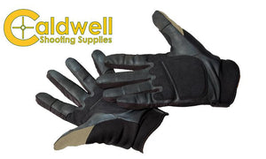Caldwell Ultimate Shooting Gloves, Medium to Large/XL #15129