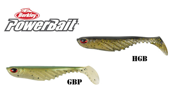 "Berkley PowerBait Ripple Shad, 3.5"" #PBBRS3.5"