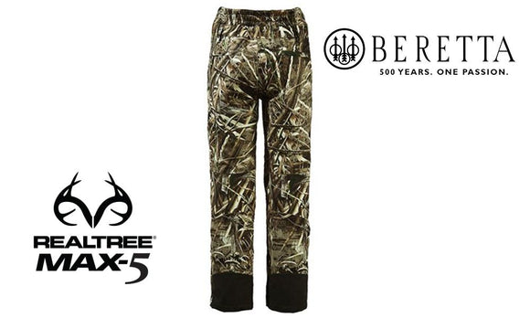 Beretta Waterfowler Max-5 Pants, M-XL #CU241022950858