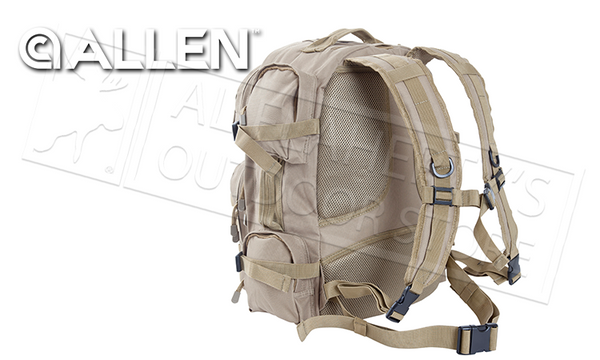 Allen Intercept Tactical Pack, Tan, 41L #10858