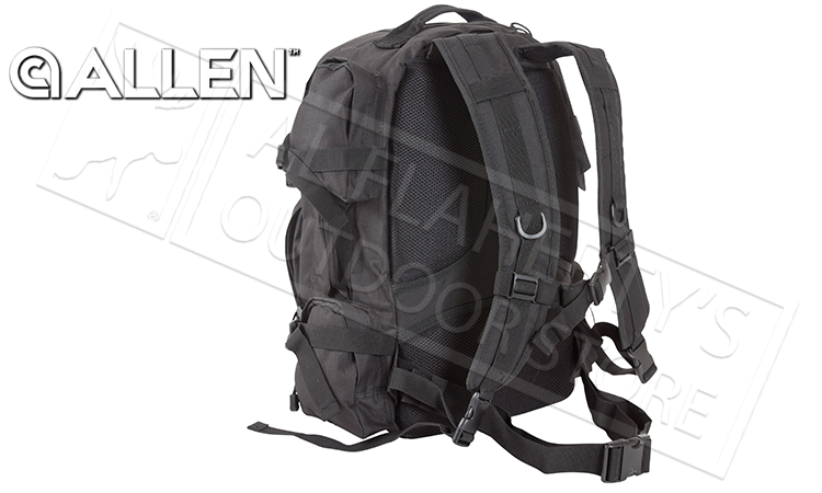 Allen Intercept Tactical Pack, Black, 41L #10857