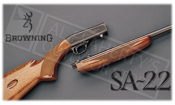 Browning Rifle SA22 SA-22 Grade 1 #021001102