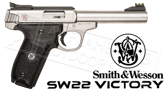 "Smith & Wesson SW22 Victory Target Pistol 22LR 5.5"" Barrel #108490"