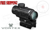 Vortex Spitfire AR Prism Scope with Multi-Height Mount, DRT Reticle with Red/Green Illumination #SPR-200