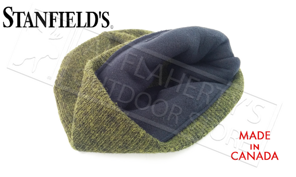 Stanfields #1318 Wool Toque - Various Colours Made in Canada