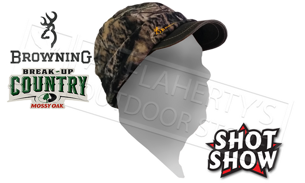 SHOT Show Browning Bullseye Beanie  Mossy Oak Break-Up Country Camo MOBUC #308531281