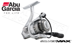 Abu Garcia Silver Max Spinning Reel, Size 10 and 30 #SMAXSP