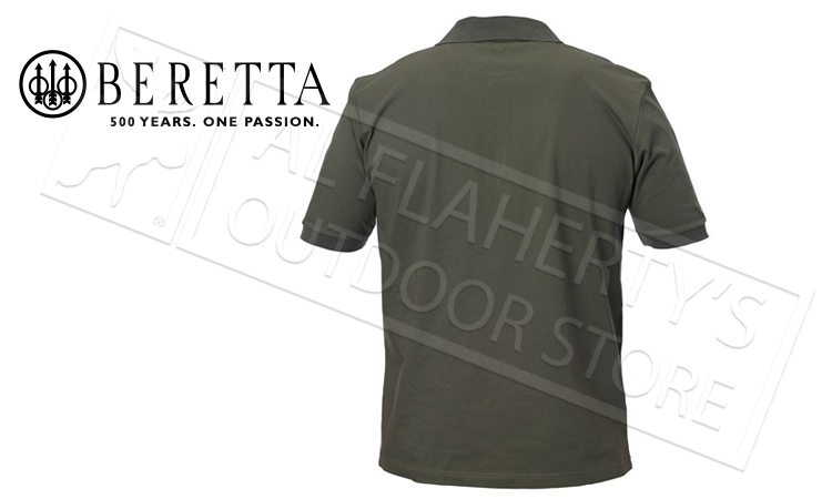 Beretta Polo Shirt #MP020072070706