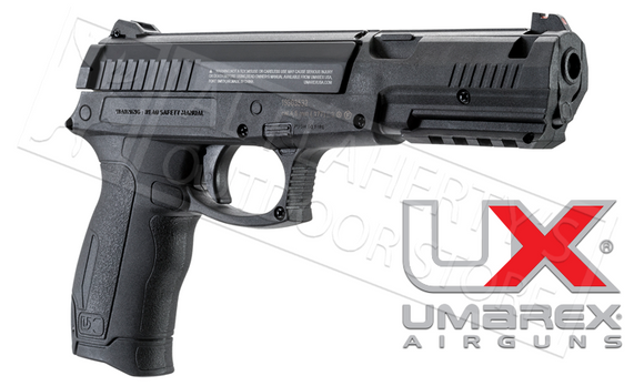 Umarex DX-12 #2230030 Spring Piston BB Gun, Single Shot .177 Cal with Bonus 200 BB Tin