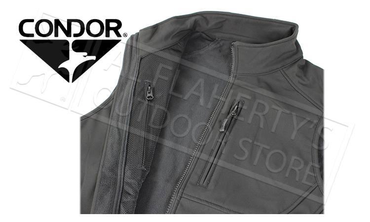 Condor 10616 Core Softshell Vest M-2XL #10616002