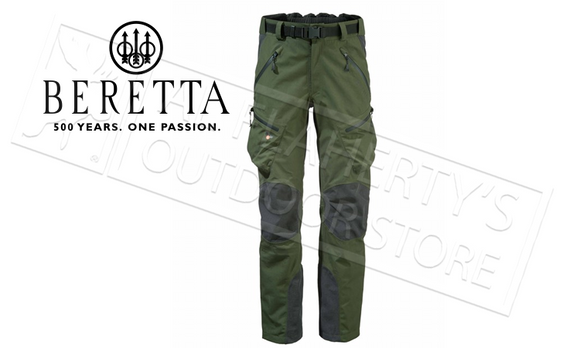 Beretta Thornproof Pants, Green XL-2XL #CU231T06490715