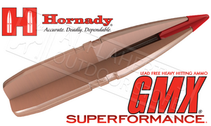 Hornady .223 Rem Superformance, GMX 55 Grain 20 Round Box #83274