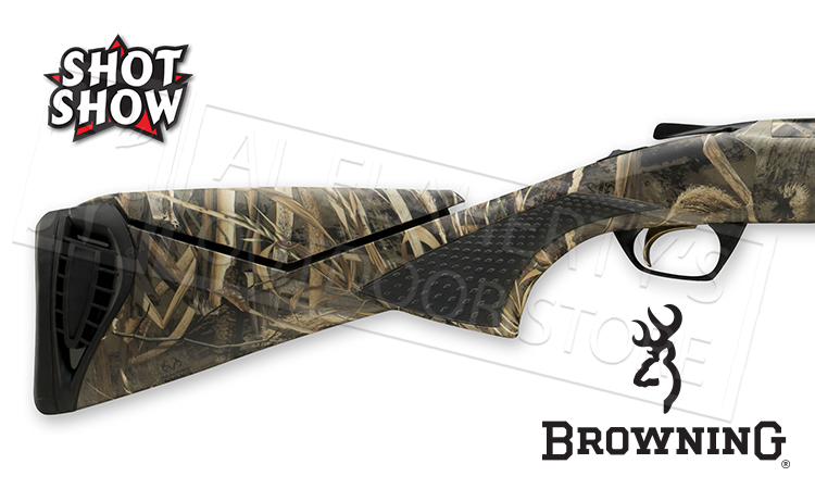 "<B>(SHOT Show Special)</b><BR>Browning Cynergy Over Under Shotgun in Realtree Max-5, 12g 28"" 3.5"" Chamber #13713204"