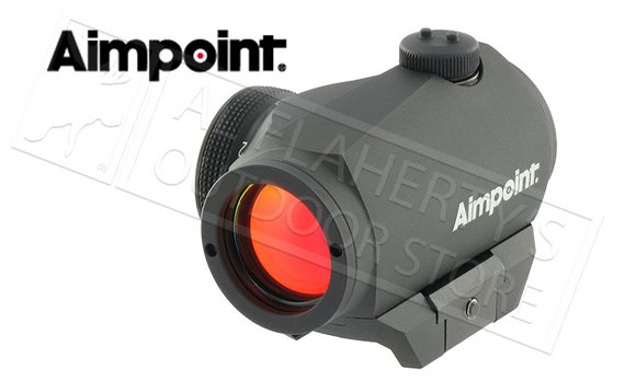 Aimpoint Micro H-1 with Standard Mount, 4MOA Dot #11910