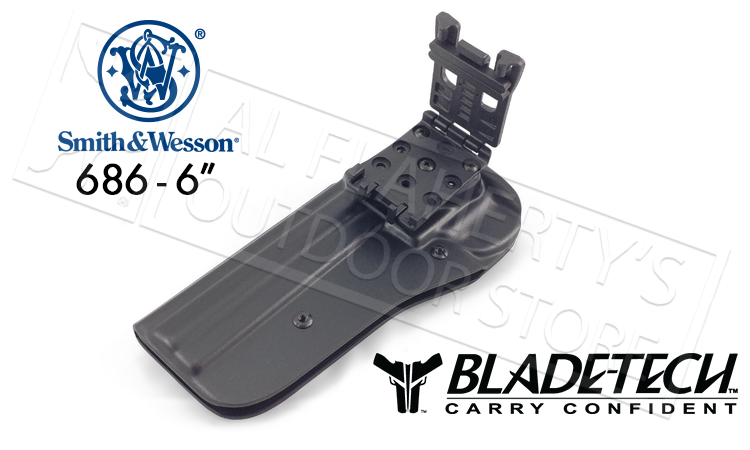 "Blade-Tech Holster Classic OWB for S&W 686 6"" Revolvers with TekLok and ASR #HOLX000839095543"