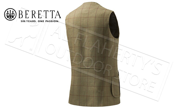 Beretta Light St James Vest, Sizes 52-56 Italian #GU752T1299016B