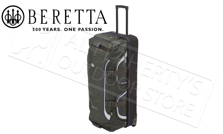 Beretta 692 Soft Maxi Duffle Bag with Firearm Case and Wheels #BSH40030810921UNI