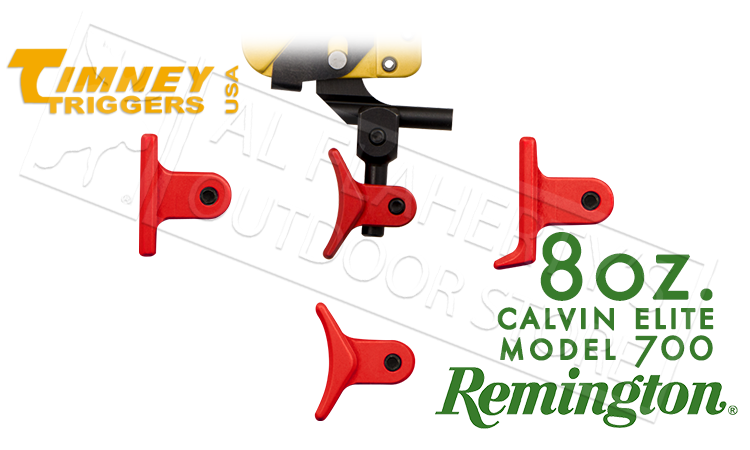 Timney Triggers Calvin Elite Remington Model 700 Replacement, 8 oz. #520CEA