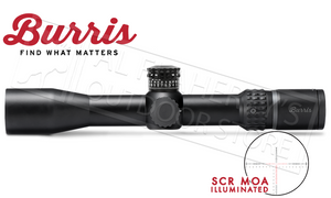 Burris XTR II Scope 2-10x42mm with Illuminated SCR MOA Reticle #201022