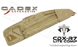 Cadex Defence CDX-R7 Lite Competition Rifle, 6.5 Creedmoor #CDXR7LCP6524