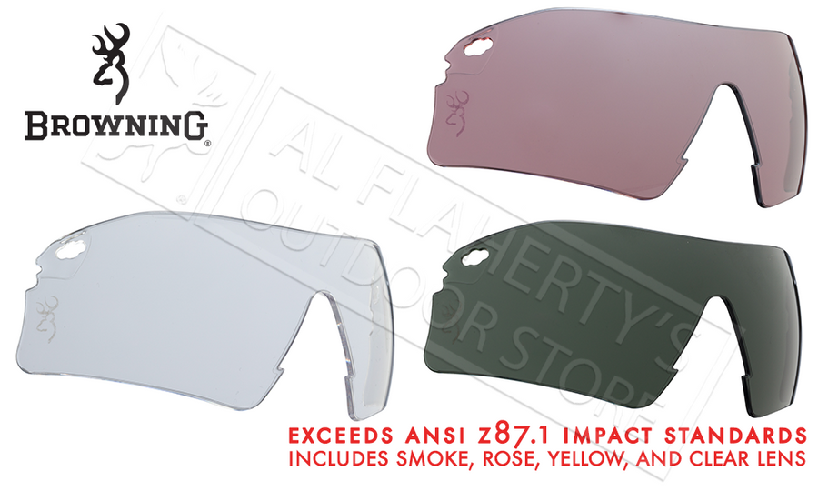 Browning All-Purpose Interchangeable Glasses #12765