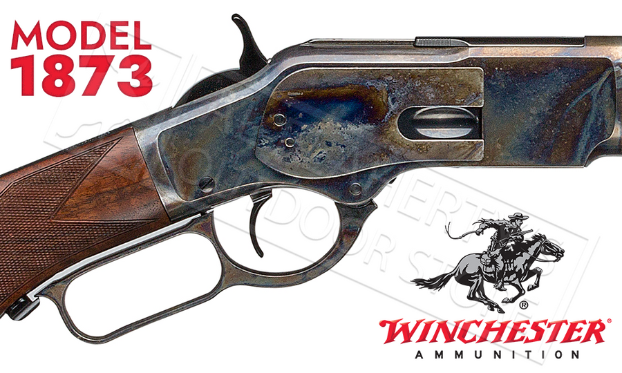 "SHOT Show 2018 Winchester Model 1873 Deluxe Sporting with 24"" Barrel in 357 Magnum #534259137"