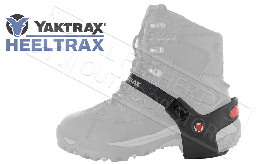 YakTrax HeelTrax Slip on Cleats #832