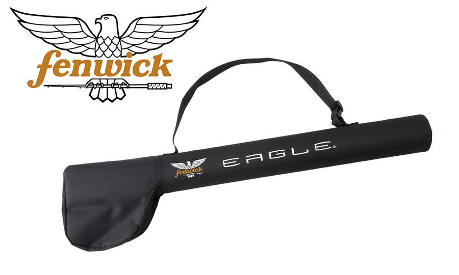 "Fenwick Eagle Fly Rod with Travel Case, 8'6"", 5 Weight, 4 Pieces #EAFLY865WT-4"