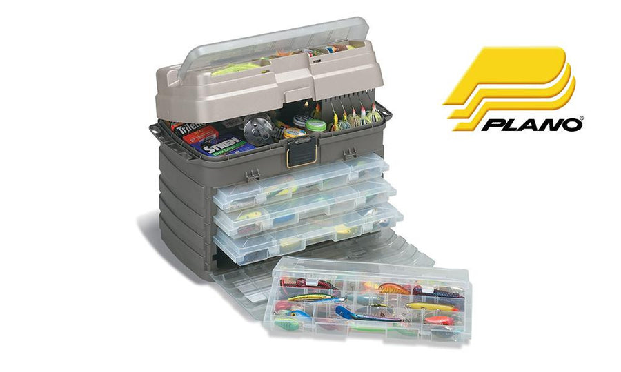 Plano 7592-01 StowAway System Tackle Box