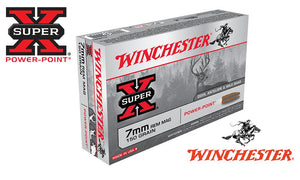 <b>(Store Pickup Only)</b><br>Winchester Super X, 7mm Rem Mag Power Point, 150 Grain Box of 20 #X7MMR1