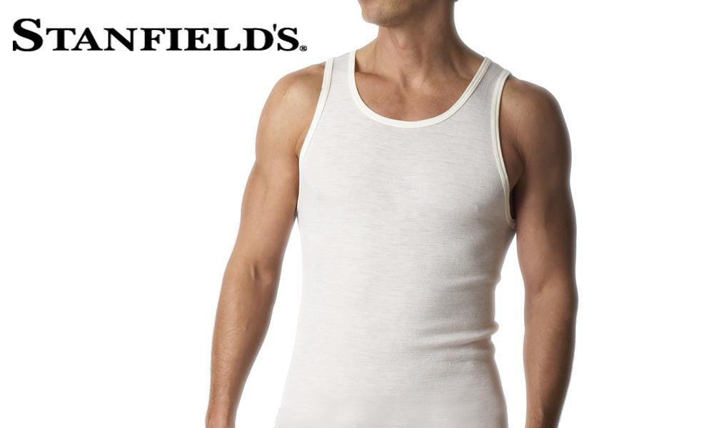 Stanfield's Superwash Wool Athletic Shirt #4310