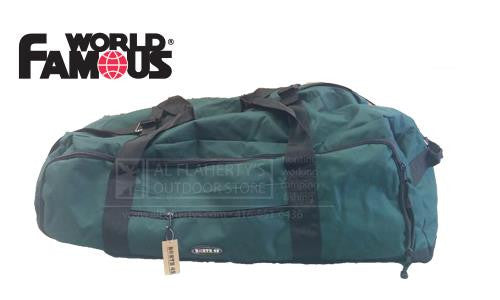 "World Famous Carry-All Duffle Bag, 40"" #1536"