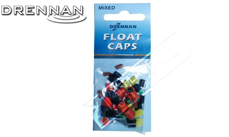 Drennan Float Caps, Mixed Pack #DRFCAP