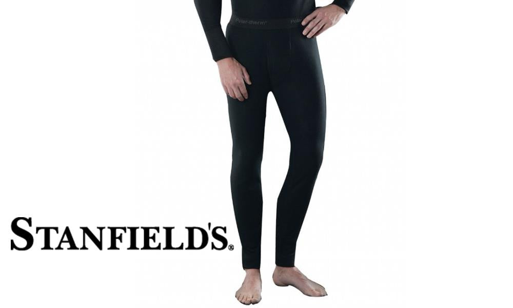 Stanfields Performance Microfleece Long Johns #4984