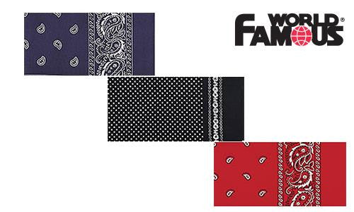 WFS Bandana, Cotton, Various Colours #672