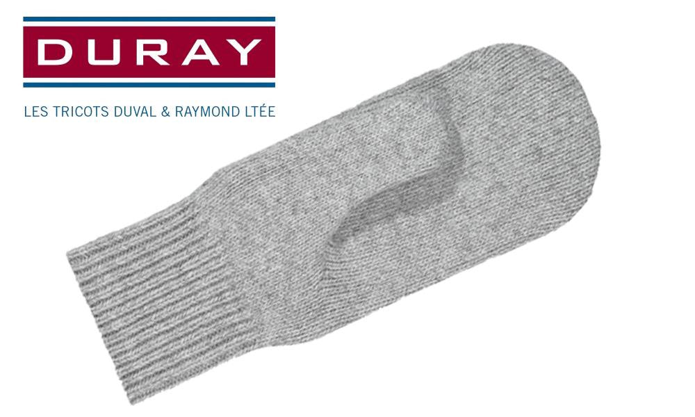 Duray Wool Mitt Liners, Large #2025