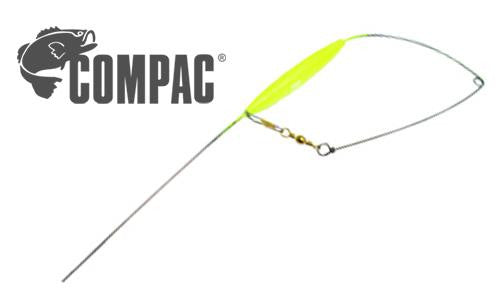 Compac Bottom Bouncer, Chartreuse 1-1/2 oz. #1390C-3
