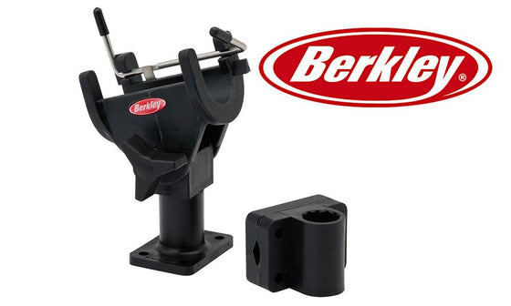 Berkley Quick-Set Boat Rod Holder #QSRH