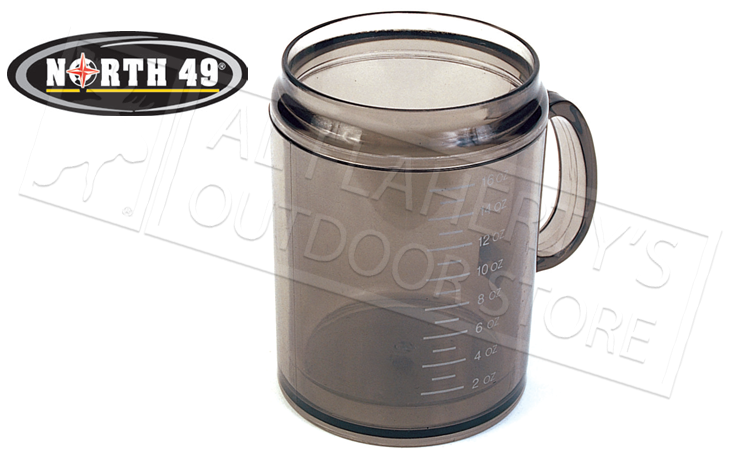 North 49 Insulated Mug, Polyresin 16 oz. #2756