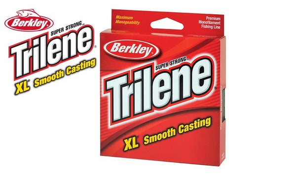 Berkley Trilene XL Smooth Casting, Clear, 110 Yards, 4 to 14 lb. Test #XLPSxx15