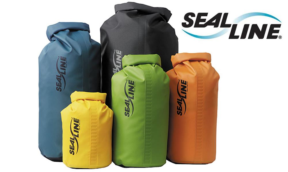 SealLine Baja Ultra Durable Dry Bag, 20 Liter Yellow #08537
