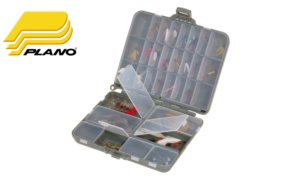 Plano Compact Jig and Fly Organizer 1070-00