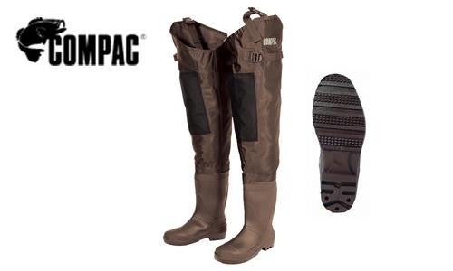 Compac Hip Wader with Cleated Sole #2360