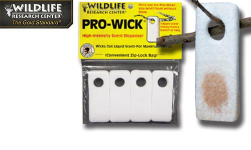 Wildlife Research Center Pro-Wick, Pack of 4 #01155