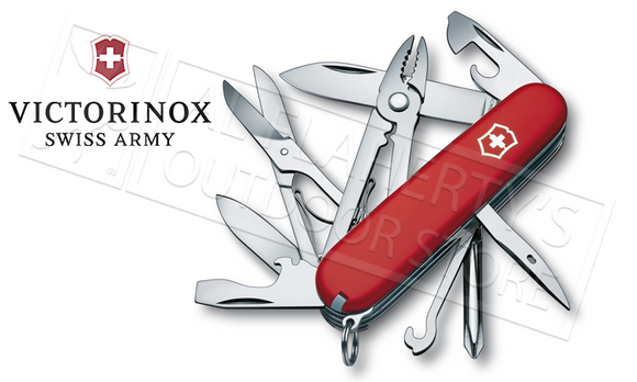 Victorinox Swiss Army Deluxe Tinker Knife #14723