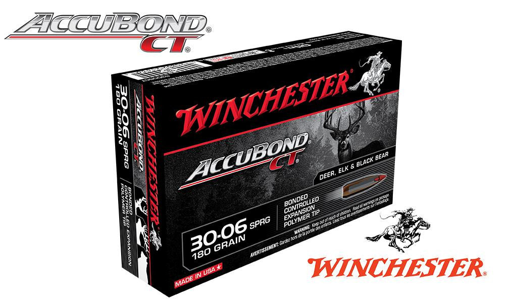 <b>(Store Pickup Only)</b><br>Winchester Supreme, 270 Winchester Accubond CT, 180 Grain Box of 20 #S3006CT