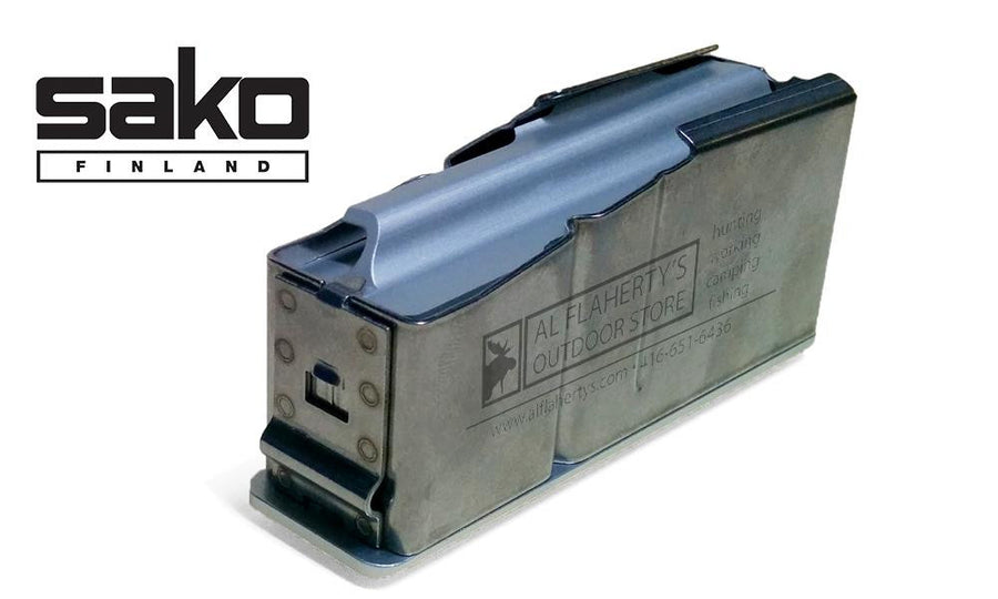 Sako 85 Finnlight Magazine, 7mm Rem or 300WM, 4-Round #S5AA0389