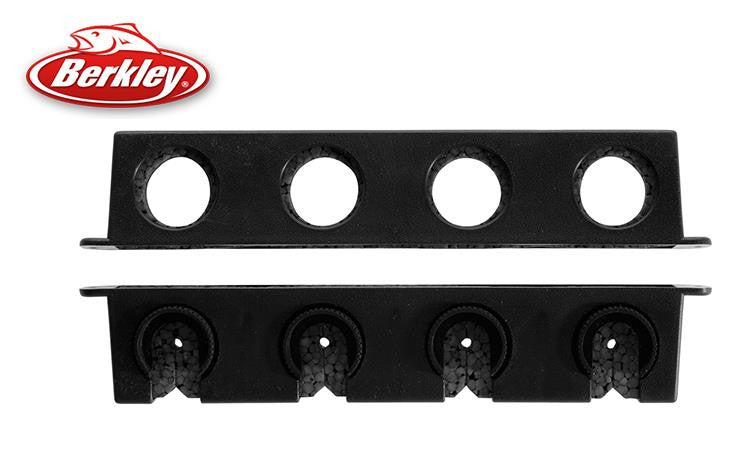 Berkley Twist Lock Horizontal 4 Rod Rack #TLR1